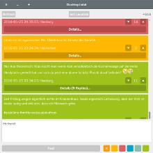 Desktop Client for Jodel